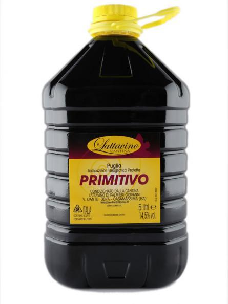Rosso Primitivo Secco IGP Puglia
